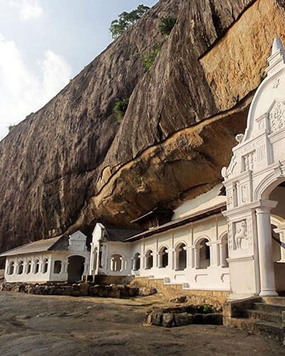 Sacred Lanka